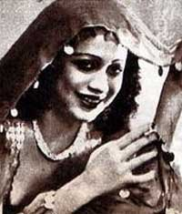 Hekmet Fahmy, Egyptian belly dancer who aided German spy Johannes Eppler